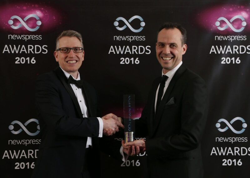 Automotive PR Agency of the Year – 2016