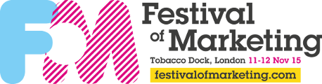 Highlights from the Festival of Marketing 2015