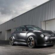 Nissan – Juke-R: Desert Nemesis