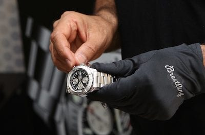 Breitling – Military Precision