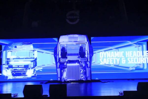 Volvo Trucks – Biggest Ever Middle East Launch