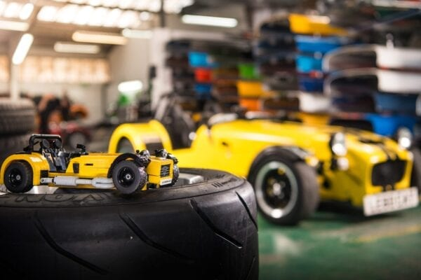 Caterham Cars – LEGO Seven