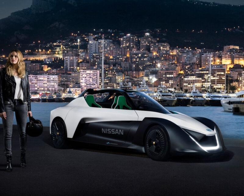 Nissan – Bladeglider Midnight Drive