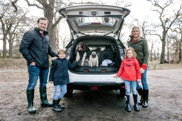 Nissan Europe – X-Trail 4Dogs