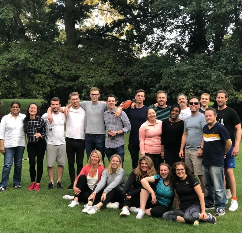 Team #2 Triumphs in Inaugural Performance Rounders Challenge