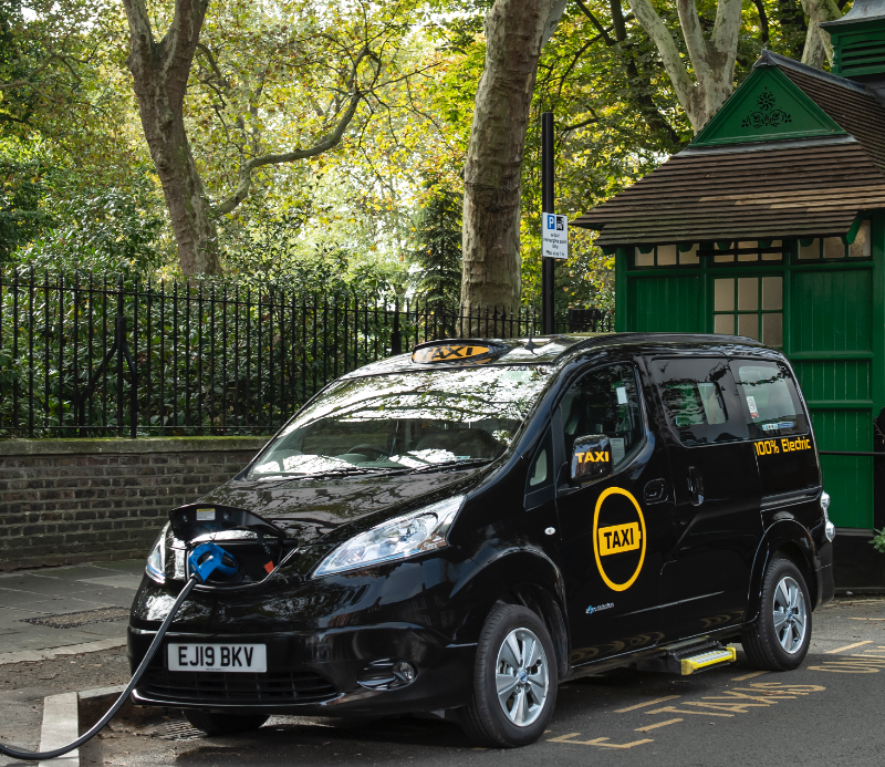 Nissan – Electric Taxi
