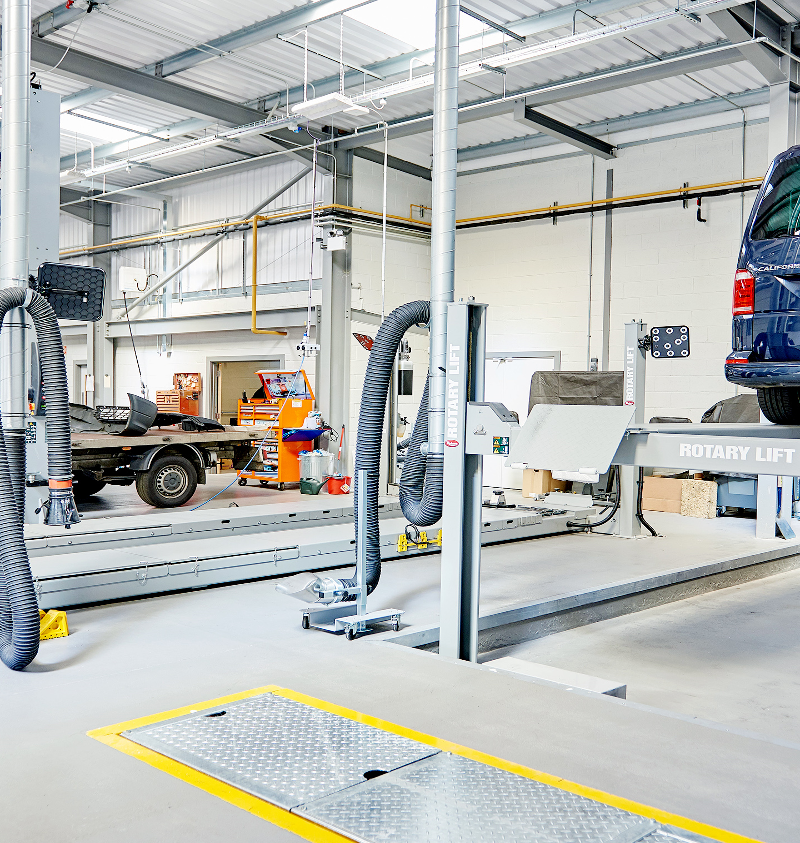 VW Commercial Vehicles – Raising awareness