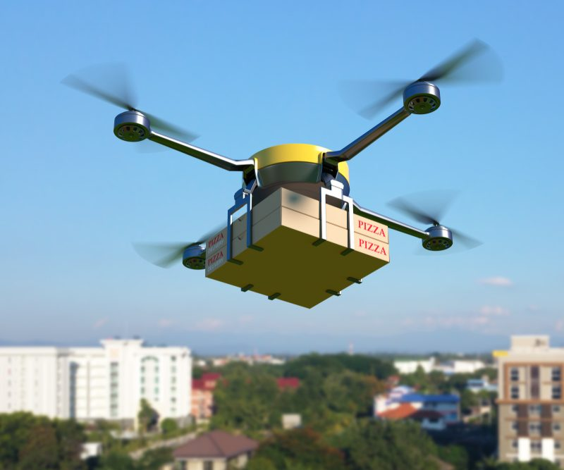 Is Delivery by Drones the Future?