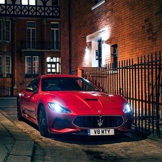 Maserati – Instagram Influencer Takeover