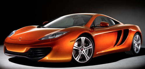 McLaren Automotive – Launch